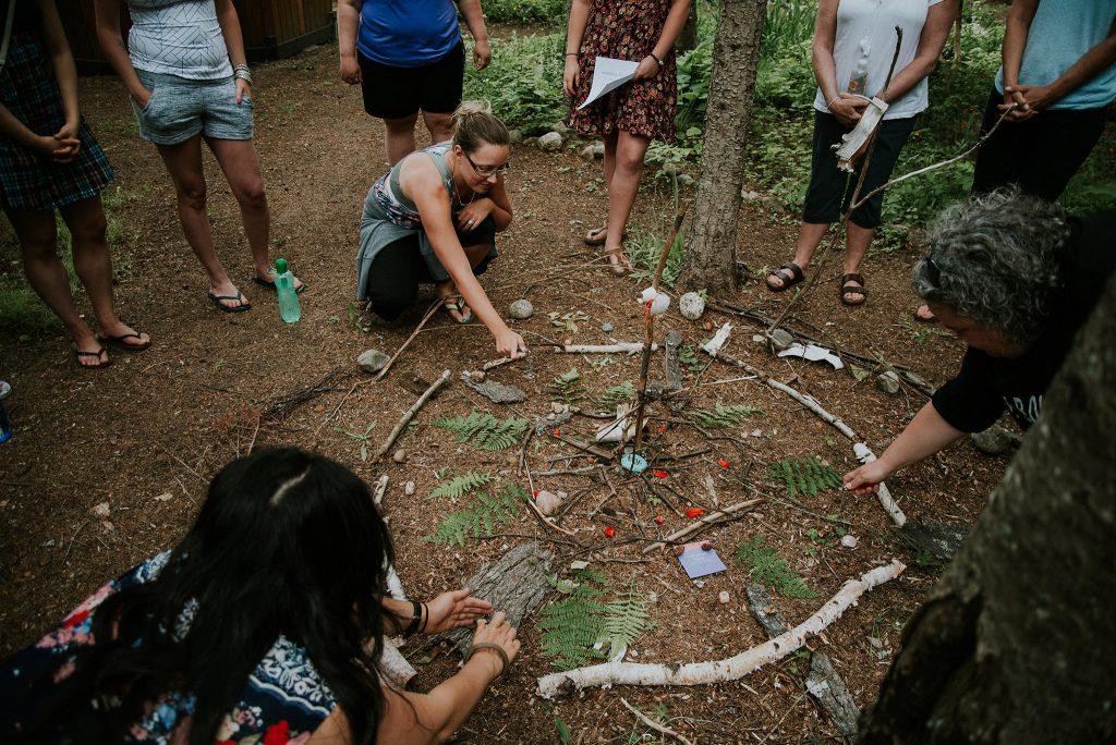 Co-creating ceremony