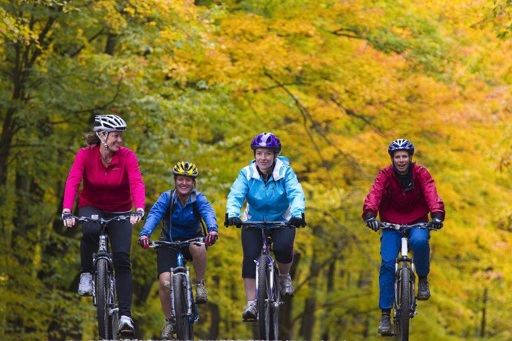 group getaway cycle