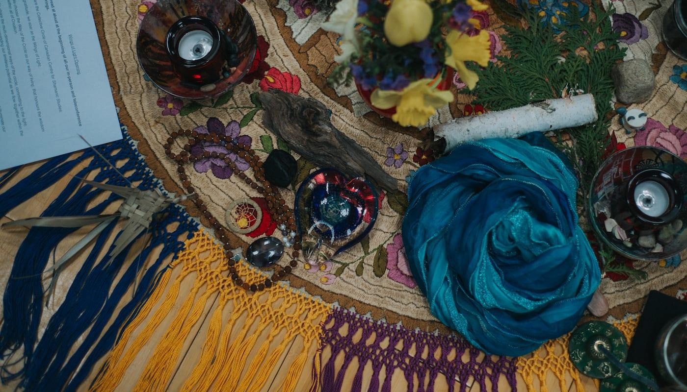 shamanism materials